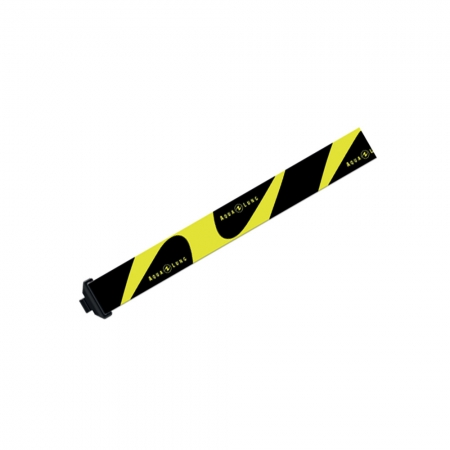 FAST STRAP TROPICAL YELLOW +Maschere