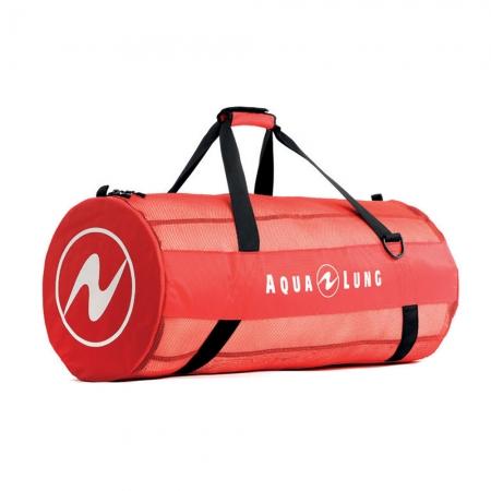 BAG ADVENTURER MESH RED +Borsoni