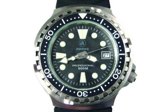 WATCH GENTS RUBBER 500MT