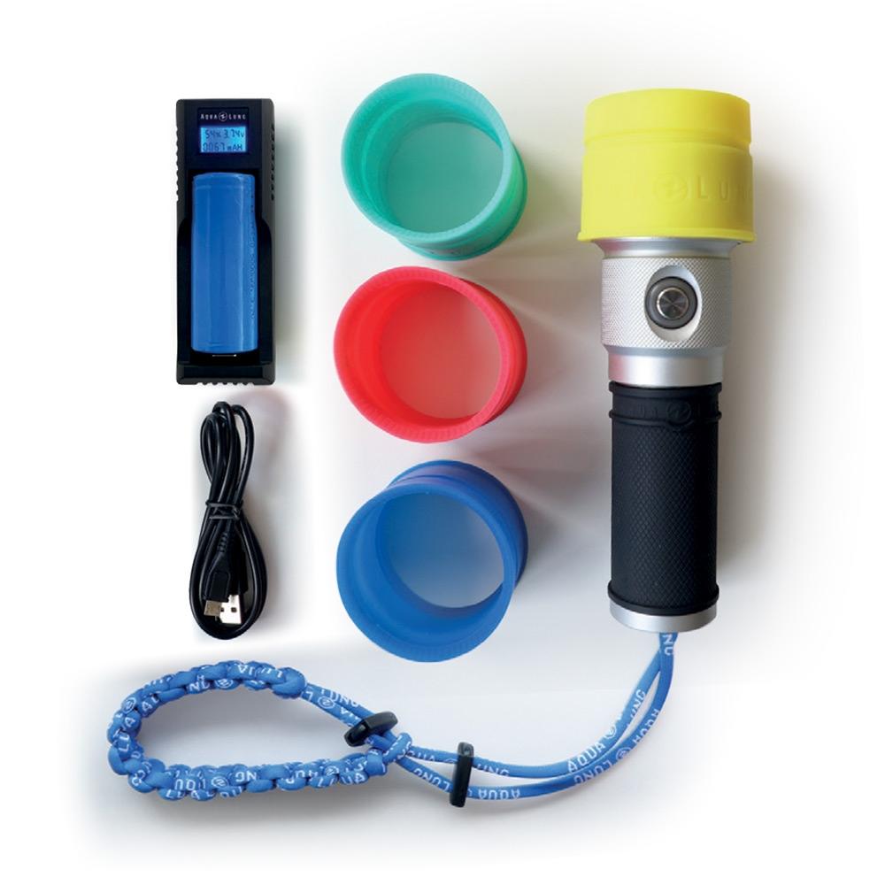 SEAFLARE Led Dive Light pack