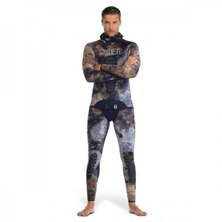 Mix3D wetsuits jacket 7mm 4 +Mute