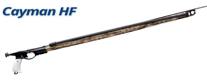 CAYMAN HF FUCILE MIMETICO CM 90 +Fucili subacquei