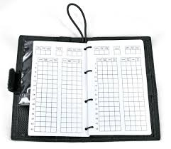 Wet note top con tabelle +Accessori