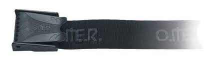Cintura cord. nylon nera